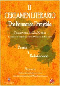 Certamen Literario Dos Hermanas Divertida